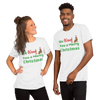 We Woof You A Merry Christmas Lab T-Shirt