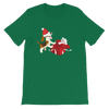 Christmas Beagle Unisex T-Shirt