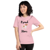 Proud Jack Russel Terrier Mom T-Shirt Pink S