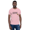 All Men Created Equal Shepherd T-Shirt Pink S