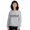 All Women Created Equal Rottweiler Sweatshirt Sport Grey S