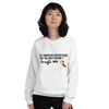 All Women Created Equal Beagle Sweatshirt White S