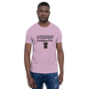 All Men Created Equal Dachshund T-Shirt Heather Prism Lilac XS