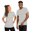 Yellow Happy New Year 2020 Unisex T-Shirt