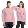 Yellow Happy New Year 2020 Unisex Sweatshirt