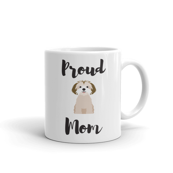Proud Shih Tzu Mom Mug