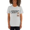 All Women Created Equal Pitbull T-Shirt Athletic Heather S
