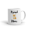 Proud Corgi Mom Mug
