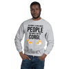 The More I Like My Corgi Men's Sweatshirt Sport Grey S