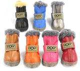 Water Proof Warm  Boots for Small Dogs