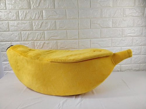 Little Banana Bed for Cats or Small Dogs