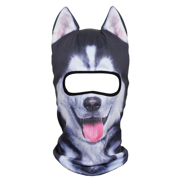 Animal Ski Masks - Balaclava Husky