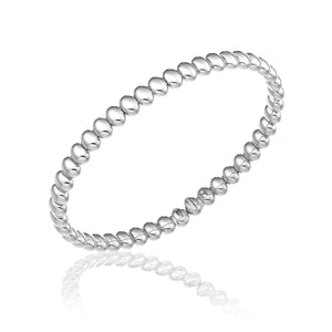 18K Armillas Acqua White Gold Bracelet