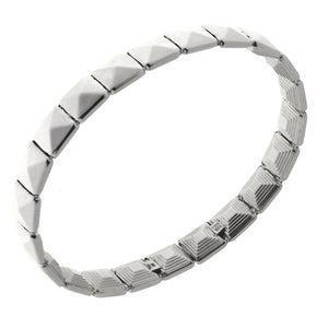 18K Armillas White Gold Bracelet