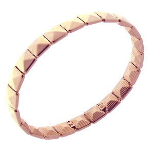 18K Armillas Rose Gold Bracelet