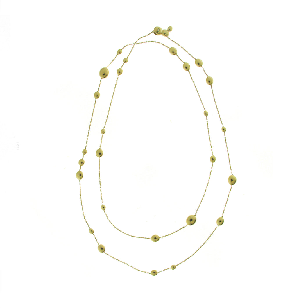 18K Armillas Acqua Yellow Gold Necklace