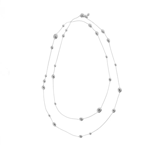 18K Armillas Acqua White Gold Necklace
