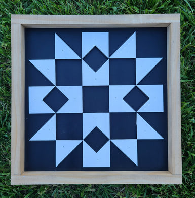 'Hammer at Home' 3D Barn Quilt