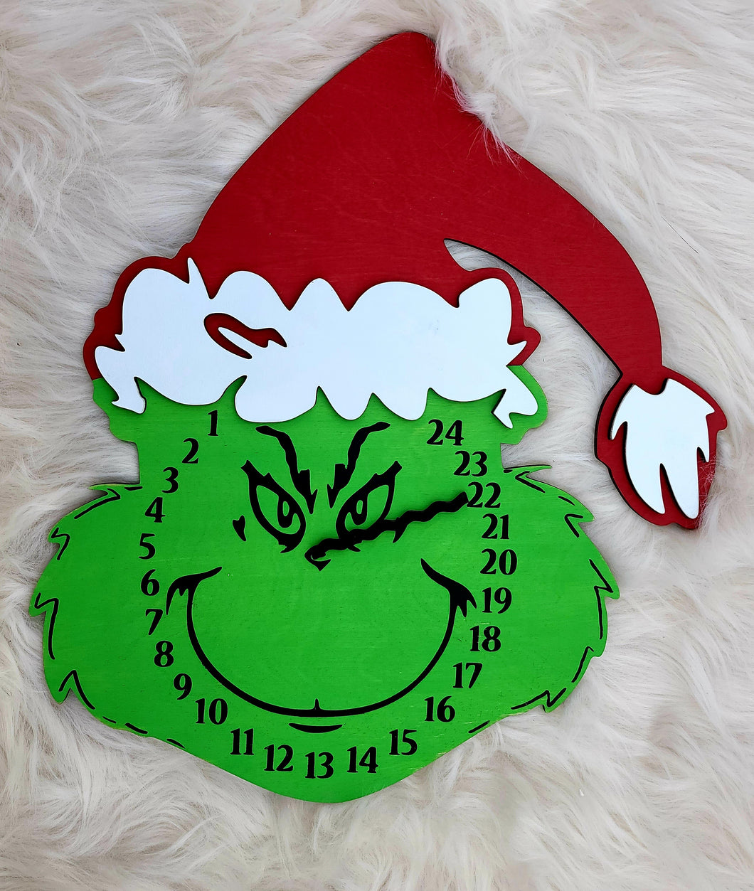 Wholesale Grinch Countdown