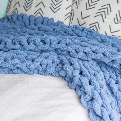 12/30/2018 (4pm) Cozy Knit Blanket Workshop (Yadkin Valley)