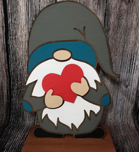 'Hammer at Home' Standing Interchangeable Gnome Kit
