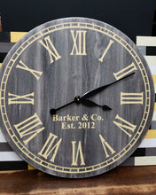 05/25/2019 (3pm) Wood Clock Workshop (Yadkin Valley)