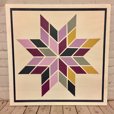 06/22/2019 (7pm) Barn Quilt Workshop (Yadkin Valley)