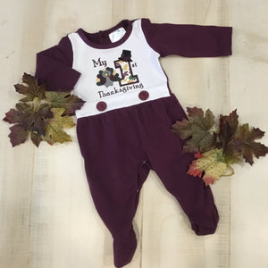 Newborn Girl Ruffle Outfits