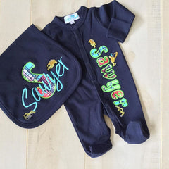 Custom Embroidery by Little Blanks Customers!