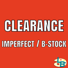 CLEARANCE-Imperfect Solid or Striped gowns - Unisex - Little Blanks, LLC