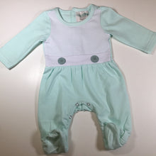 Unisex Sleeper with Button Detail (footie) - New Colors! - Little Blanks