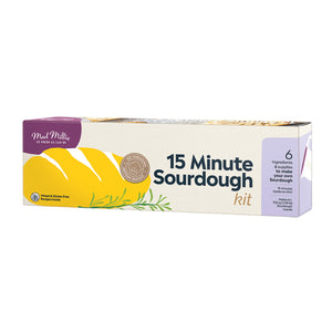Mad Millie 15 Minute Sourdourgh Kit