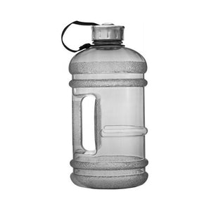 Enviro Products BPA Free Plastic Drink Bottle with Stainless Steel Cap - 2.2 litres