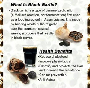 Black Garlic 100g