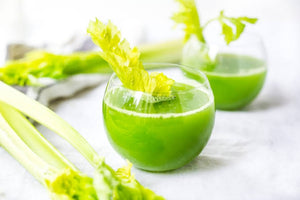 7 Day 500ml Celery Juice Challenge