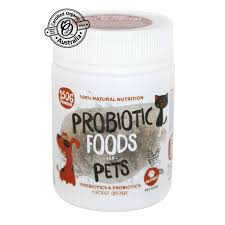 Probiotic Foods  for Pets