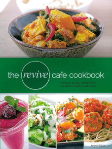 The Revive Cafe Cookbook 1