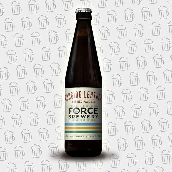 Bottle - Force Brewery Chasing Leather