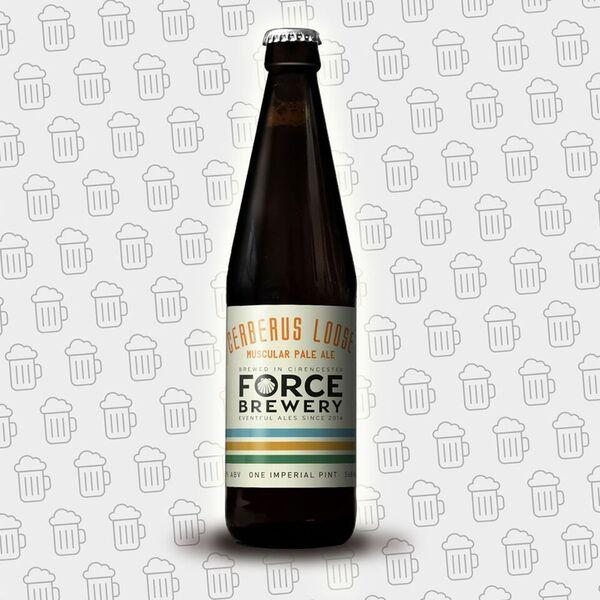 Bottle - Force Brewery Spearhead