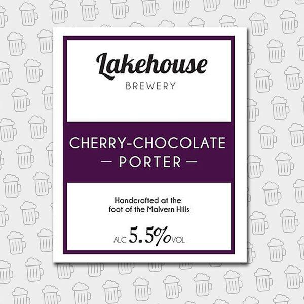 Bottle - Lakehouse Brewery Cherry Chocolate Porter