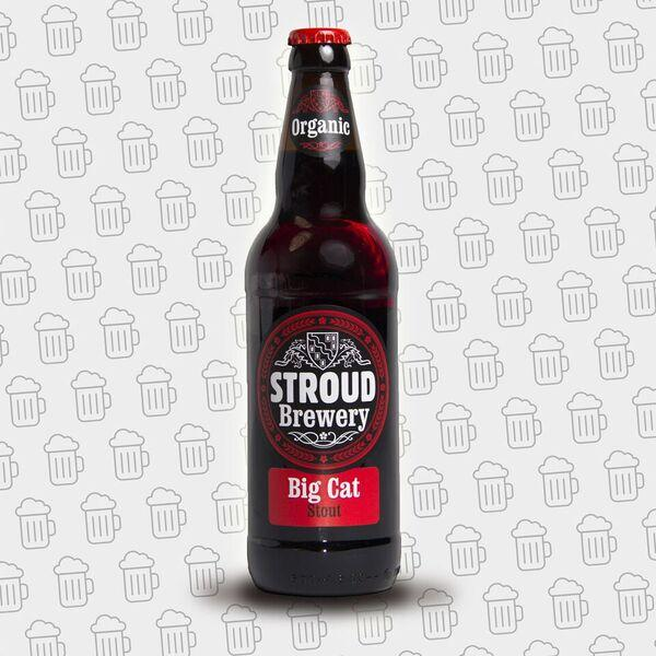Bottle - Stroud Brewery Big Cat
