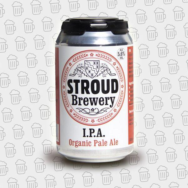 Bottle - Stroud Brewery IPA