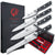 4 Piece Knife Set - Carbon Series