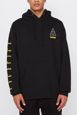 HUF Mens Pulp Fiction Pullover Hoodie