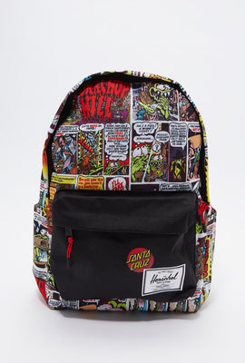 Herschel x Santa Cruz Classic XL Porkchop Hill Backpack