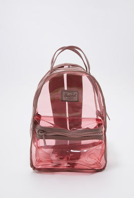 Herschel Nova Clear Mini Backpack