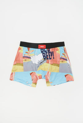Undz Mens Roadrunner Boxer Brief