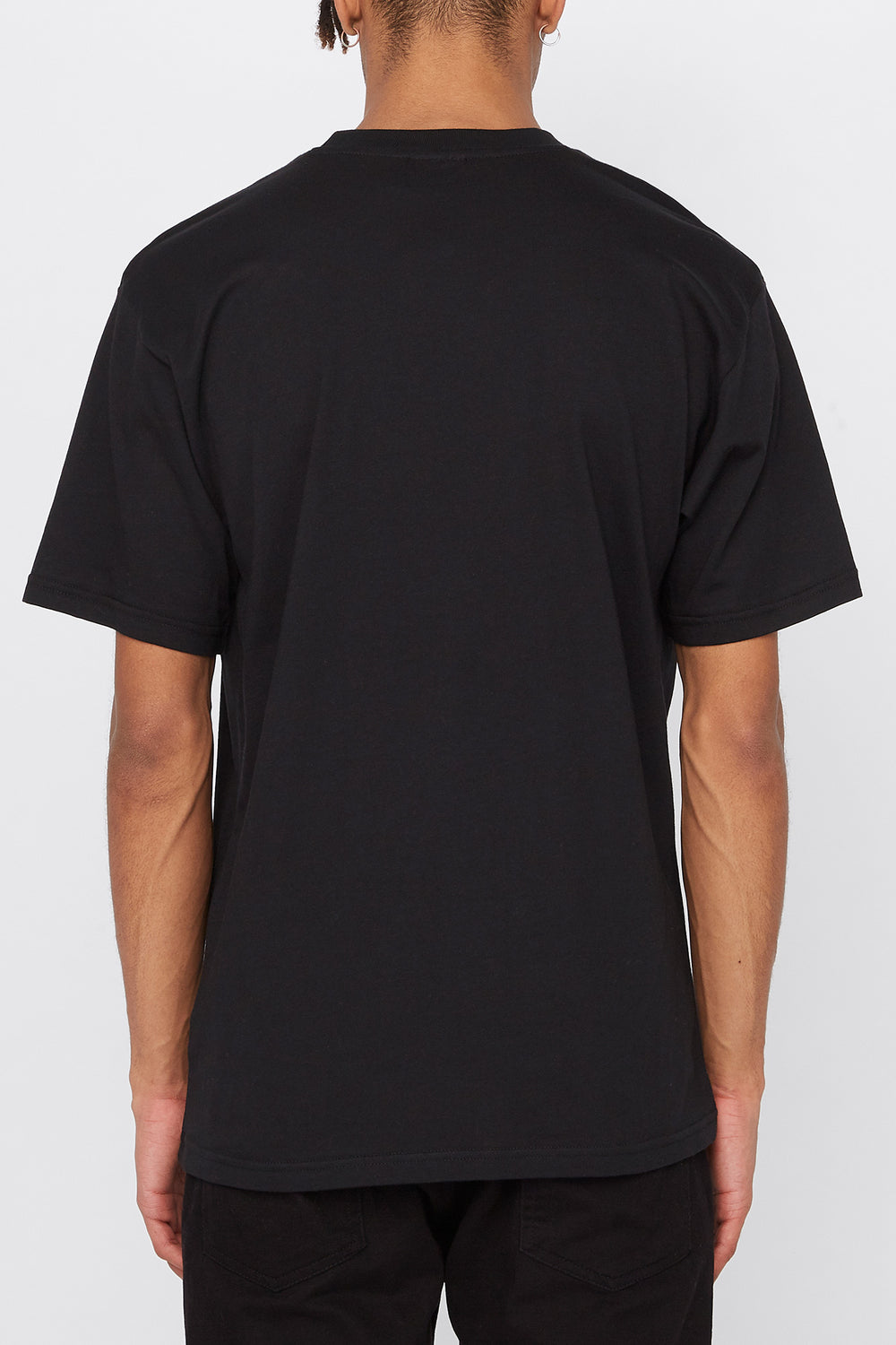 Adidas Mens Hand Drip T-Shirt Black