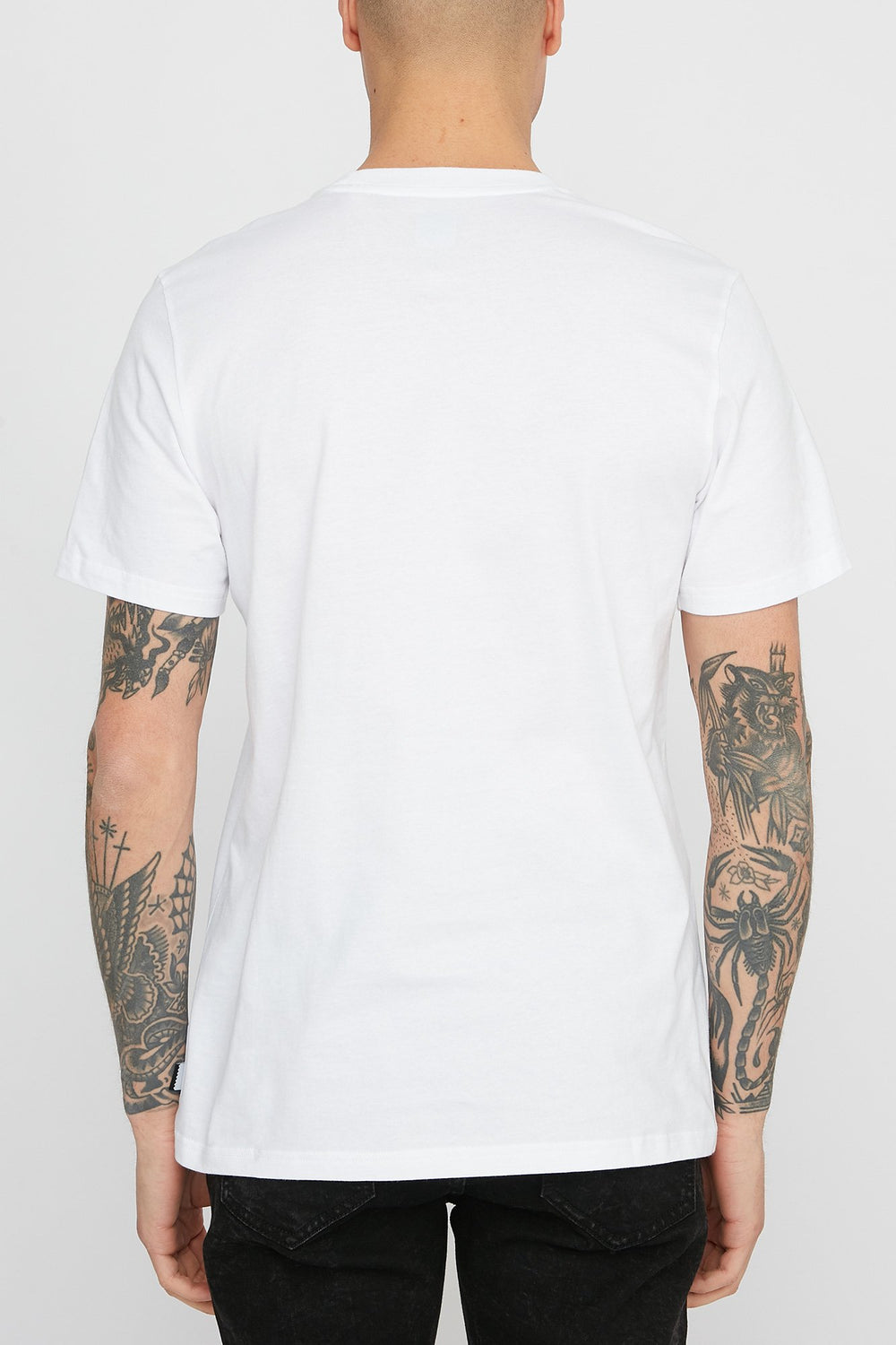 T Shirt Adidas Towning Homme Blanc