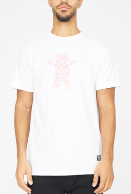 T-Shirt Blanc Sprinkles OG Bear Grizzly